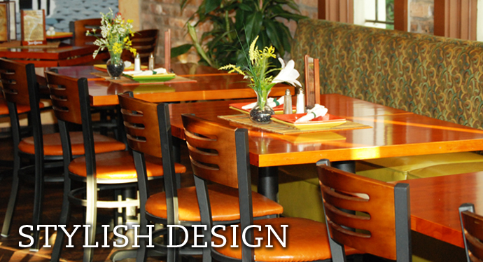 Perfect Restaurant Chairs And Tables