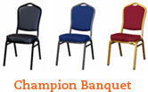 Champion Stacking Chairs